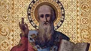 1462. Memória de Santo Atanásio, Bispo e Doutor da Igreja