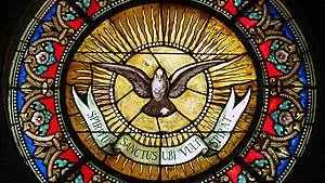 280. O Espírito Santo e o mistério da Igreja