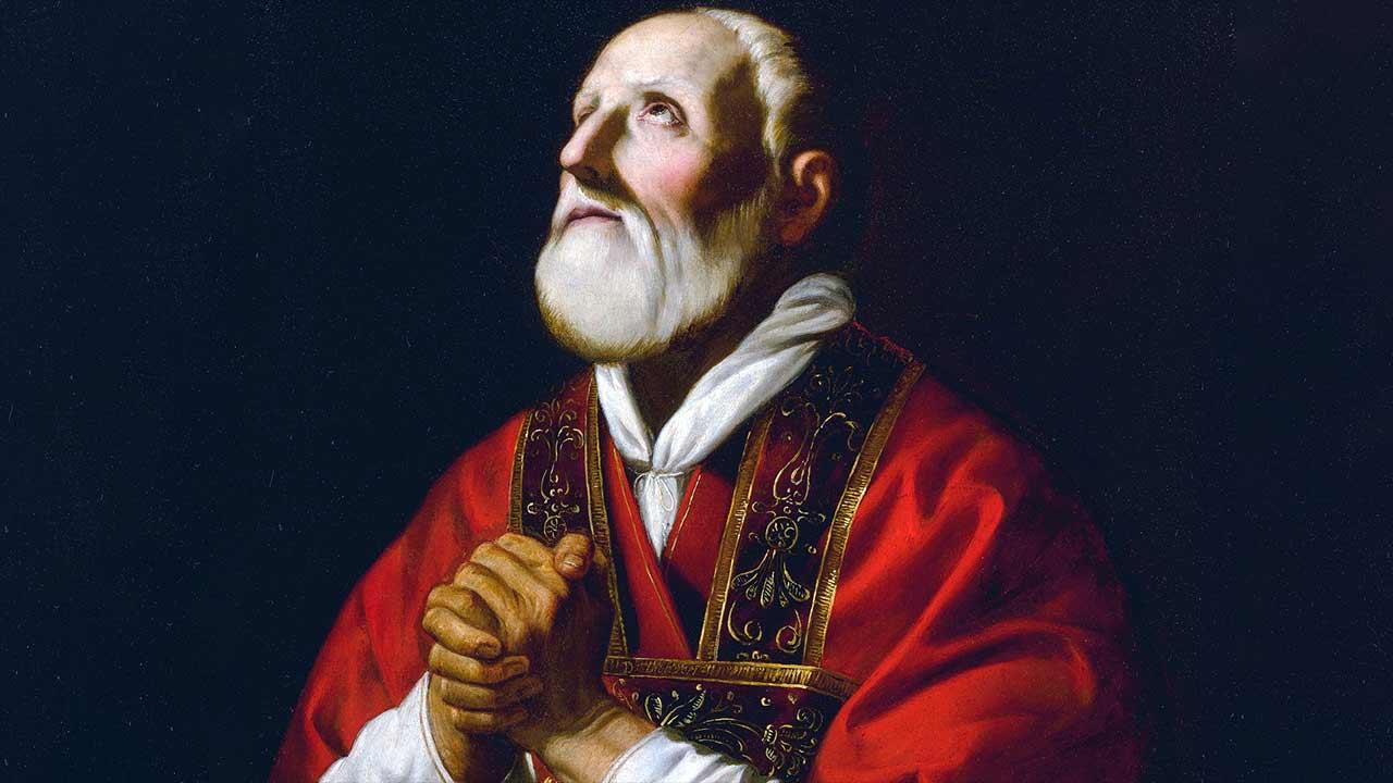 O pentecostes de São Filipe Néri