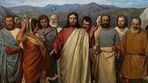 """1486. O que é um """"discípulo missionário""""?"""