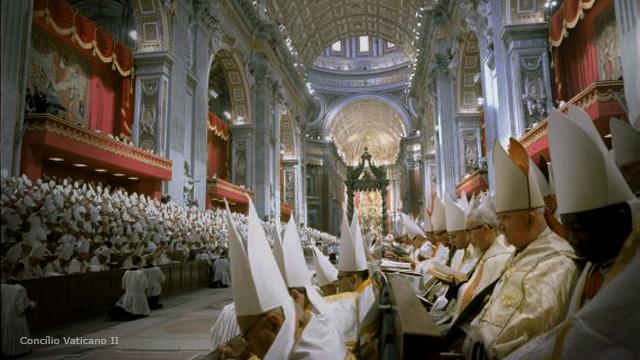 O verdadeiro espírito do Concílio Vaticano II