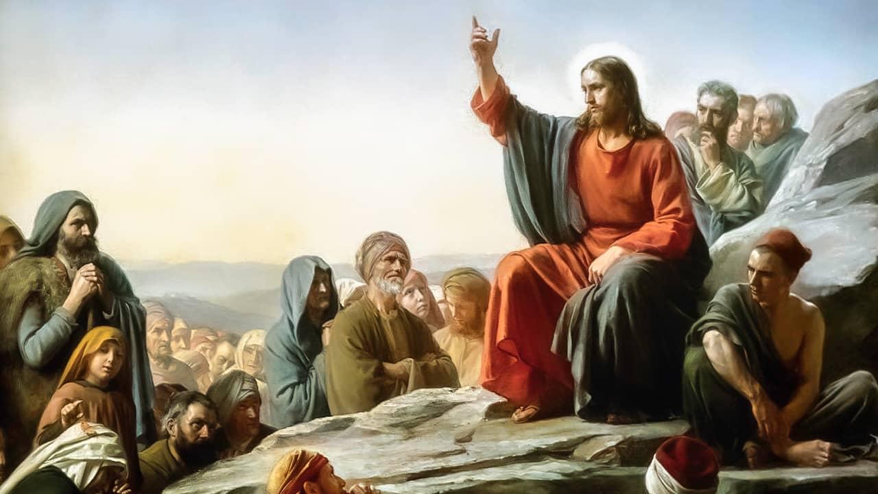 É Cristo o bem-aventurado