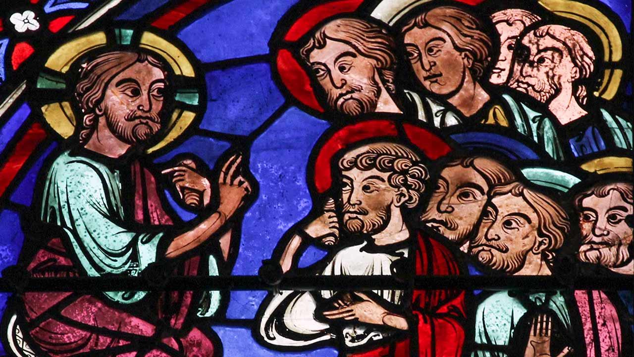 Somos filhos dos Apóstolos!