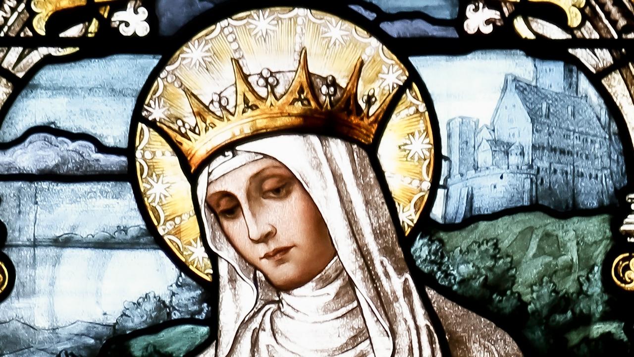 Memória de Santa Isabel, Rainha de Portugal
