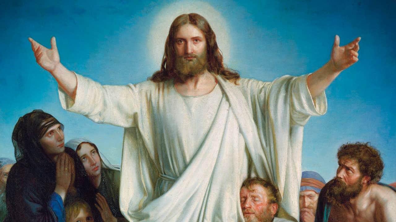 A dignidade divina de Nosso Senhor