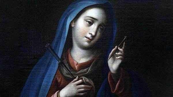 As aparições de Nossa Senhora Rosa Mística