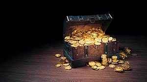 358. A prontidão de quem encontra um tesouro
