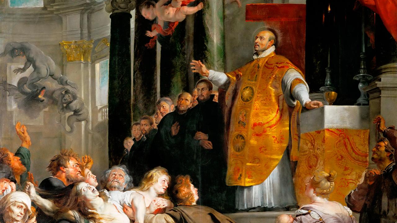 Memória de Santo Inácio de Loyola