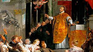 1539. Memória de Santo Inácio de Loyola