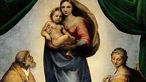1545. Memória de São Sisto II, Mártir e Papa