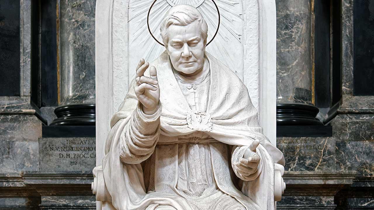 Memória de São Pio X, Papa