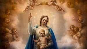 1558. Memória de Nossa Senhora Rainha