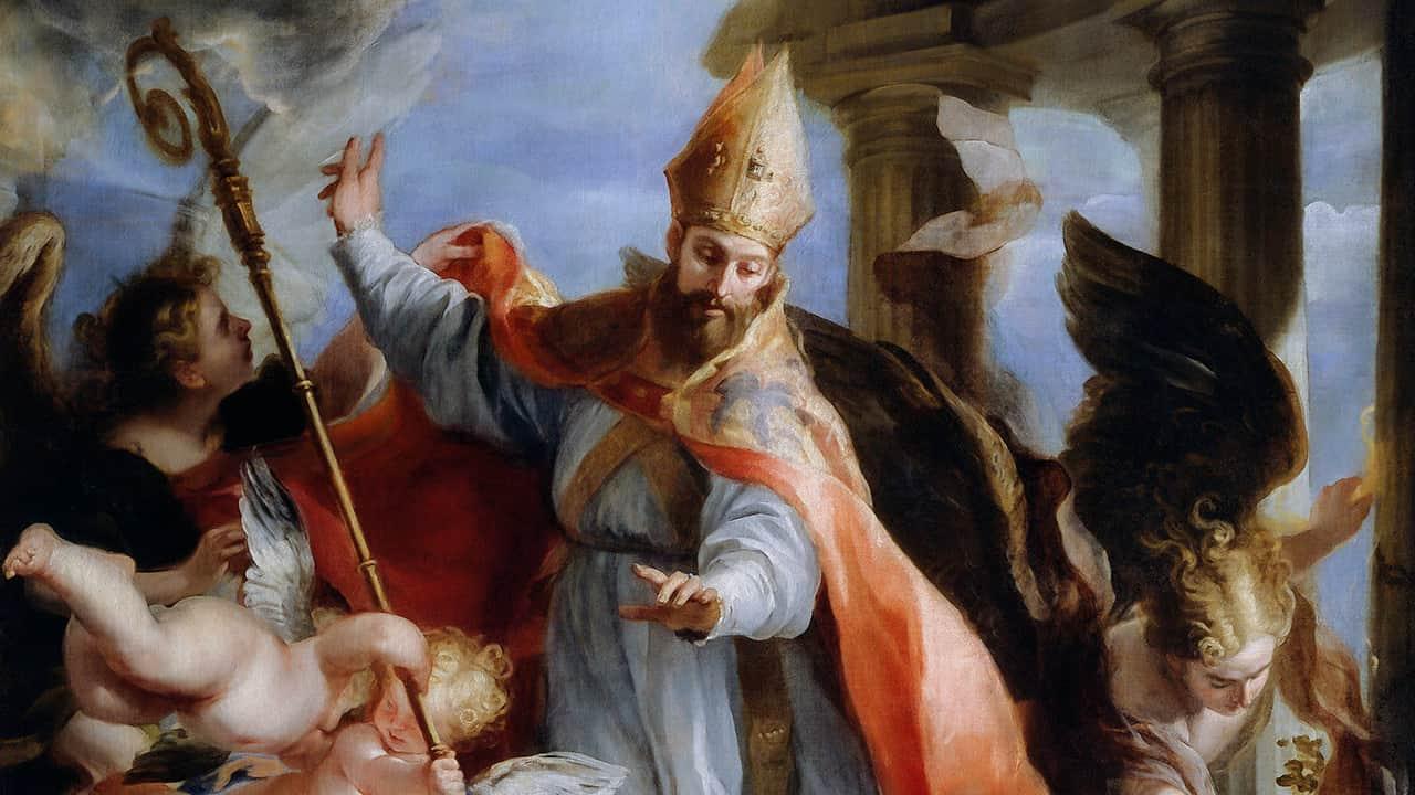 Memória de Santo Agostinho, Bispo e Doutor da Igreja