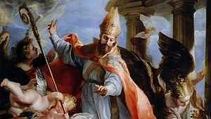 1563. Memória de Santo Agostinho, Bispo e Doutor da Igreja
