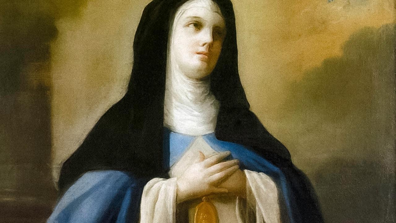 Memória de Santa Beatriz da Silva, Virgem