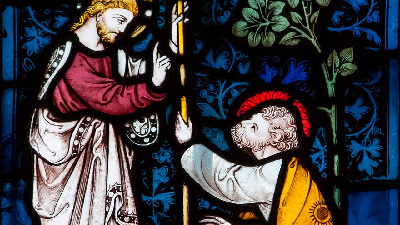 Jesus quer instalar-se em nossa casa