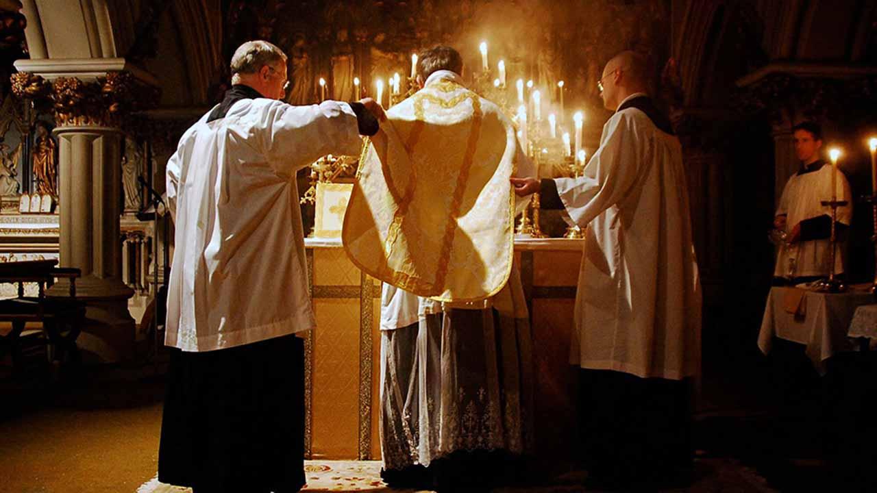 O que é necessário para a validade dos sacramentos na Igreja Católica?