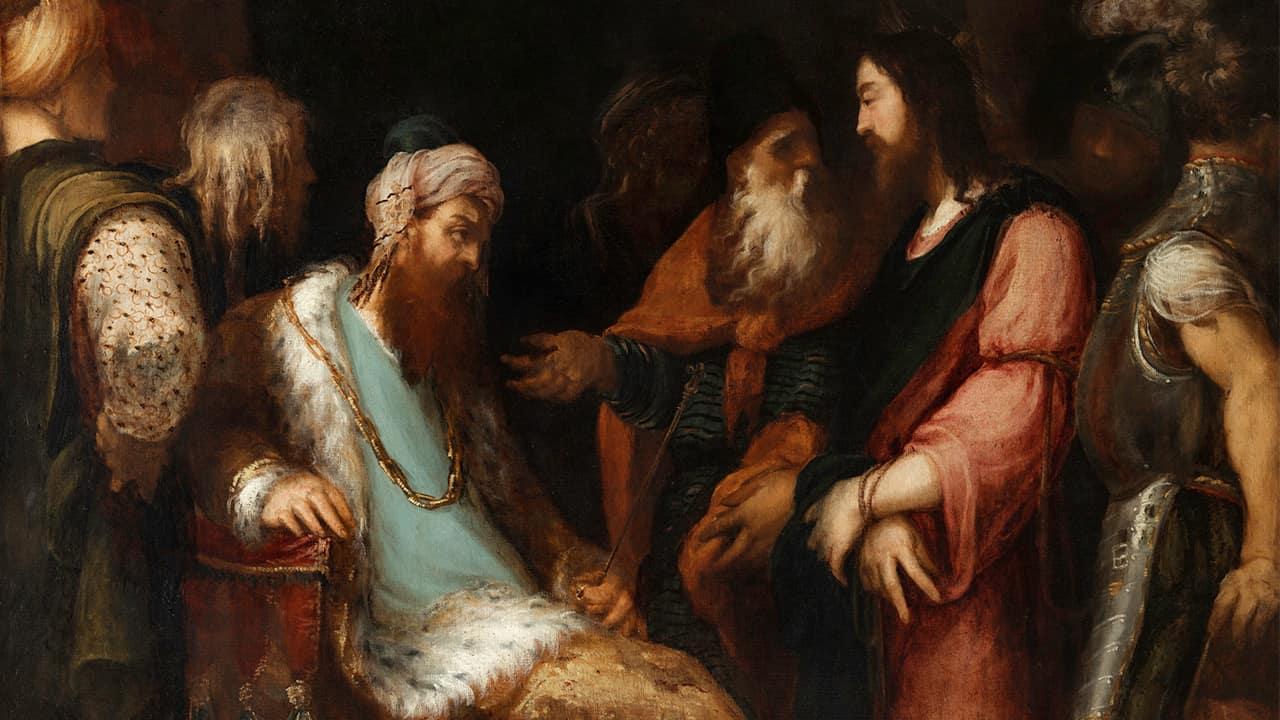 Por que queremos ver Jesus?
