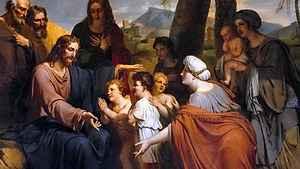 1589. Cristo, o primeiro pequenino