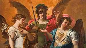 1590. Festa dos Santos Arcanjos Miguel, Gabriel e Rafael