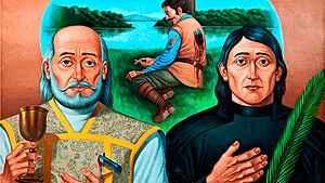 1594. Santos Mártires de Cunhaú e Uruaçu