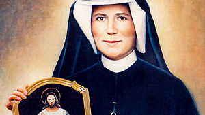 1595. Memória de Santa Faustina Kowalska
