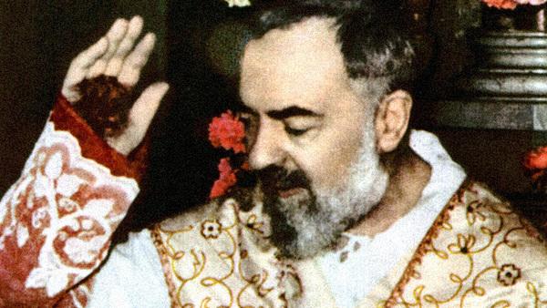 A vida de São Pio de Pietrelcina