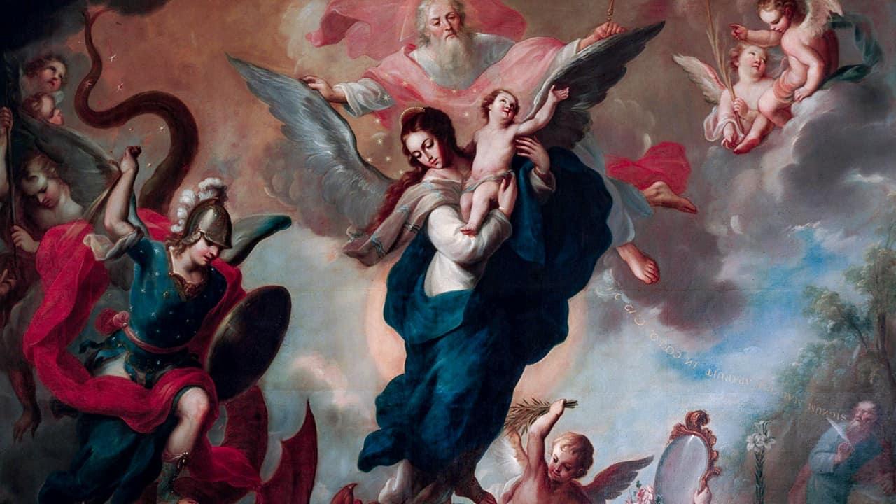 Nossa luta é contra Satanás e seus anjos