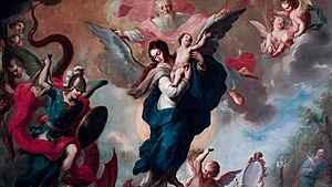 1599. Nossa luta é contra Satanás e seus anjos