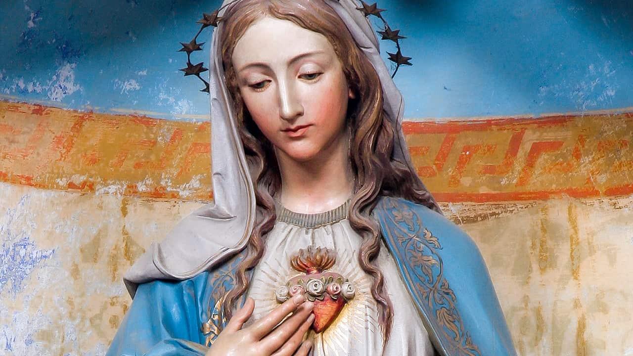 A bem-aventurança de Maria