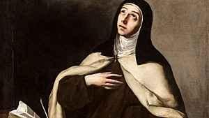1604. Memória de Santa Teresa d'Ávila