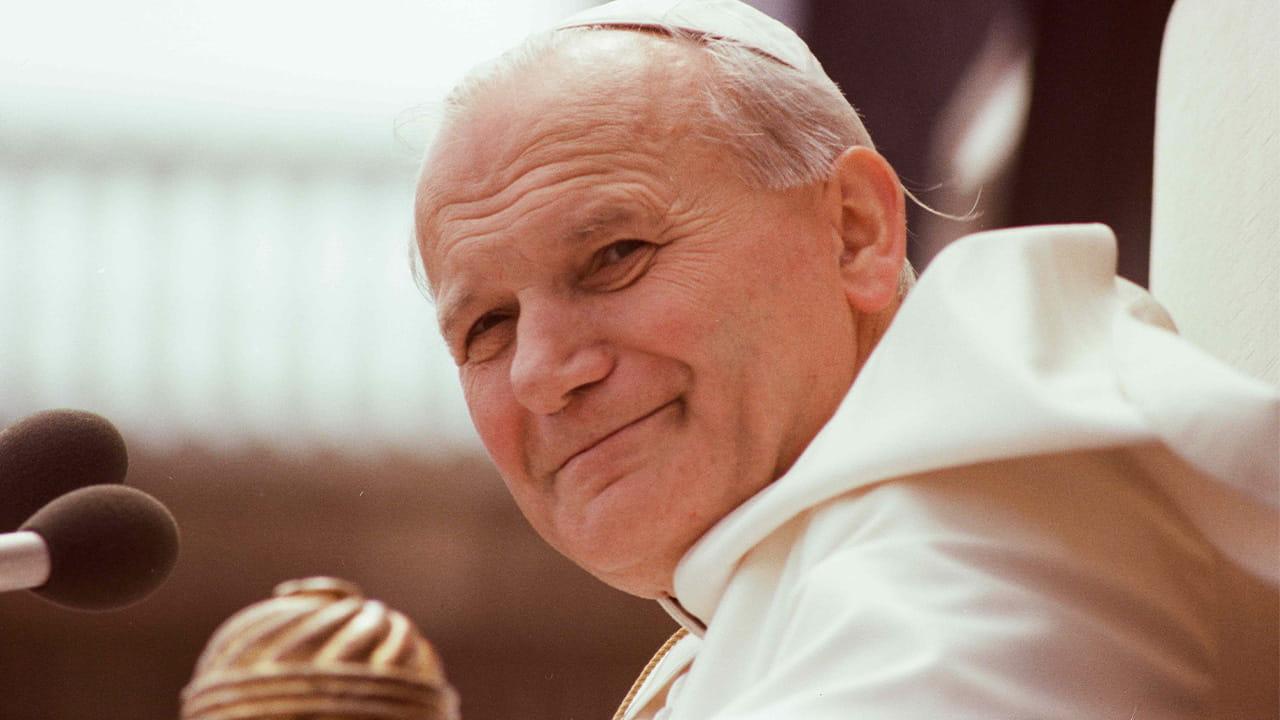 Memória de São João Paulo II, Papa