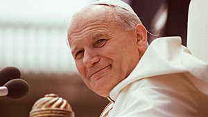 1610. Memória de São João Paulo II, Papa