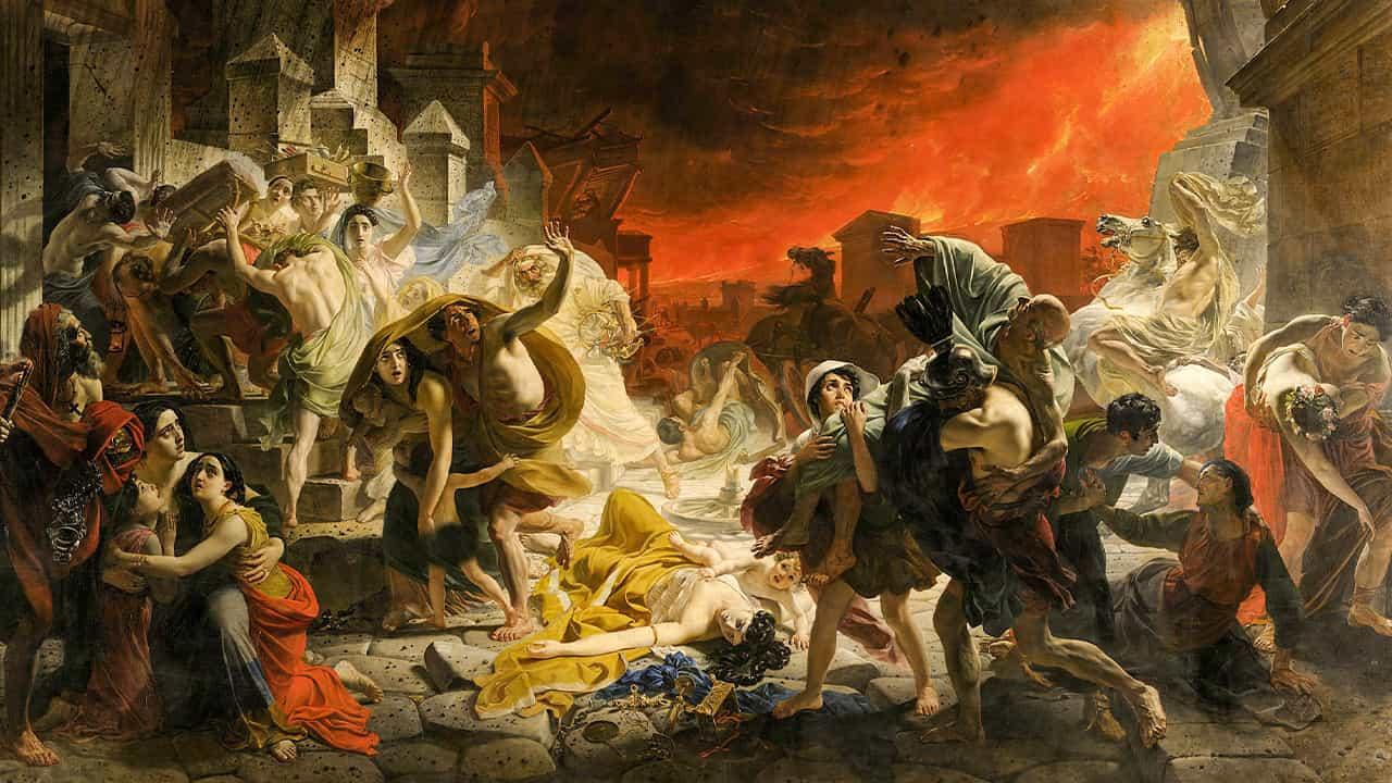 O porquê das calamidades