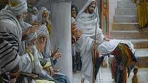 1613. A cura da mulher encurvada
