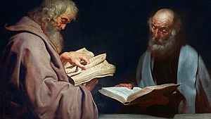 1615. Festa de São Simão e São Judas Tadeu