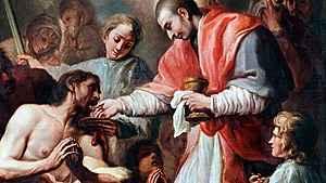 1621. Memória de São Carlos Borromeu