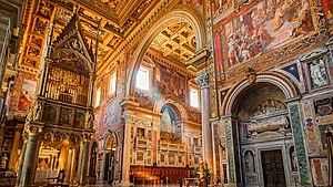 1625. Festa da Dedicação da Basílica do Latrão