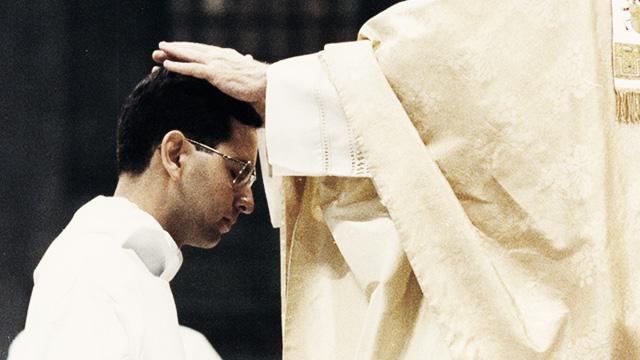 Exame de consciência: 20 anos de sacerdócio