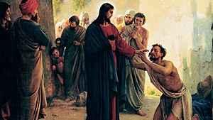 1631. O êxodo de Cristo