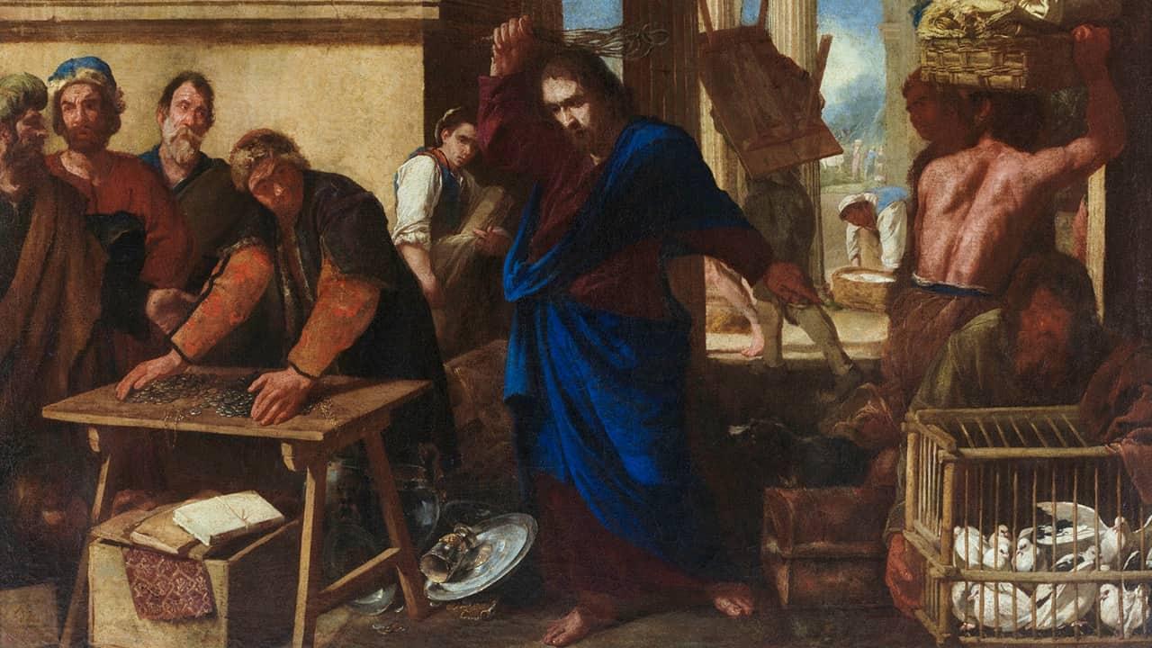 Deus castiga, porque ama