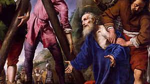 1643. Festa de Santo André, Apóstolo