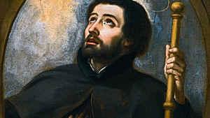 1646. Memória de São Francisco Xavier