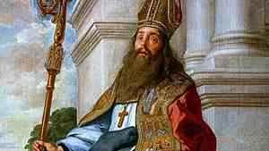 1649. Memória de Santo Ambrósio de Milão