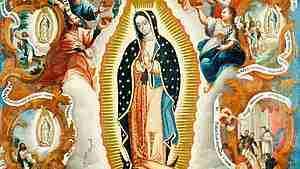 1654. Festa de Nossa Senhora de Guadalupe