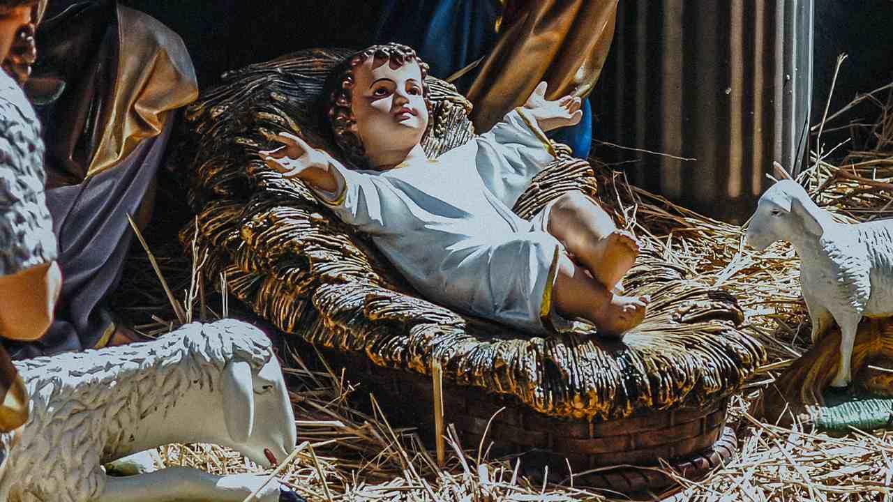 A primeira comunhão de São José