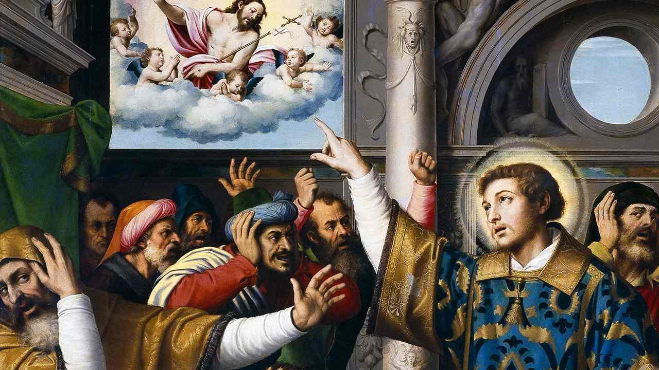 Festa de Santo Estêvão, Protomártir