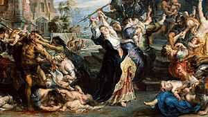 1667. Festa dos Santos Inocentes