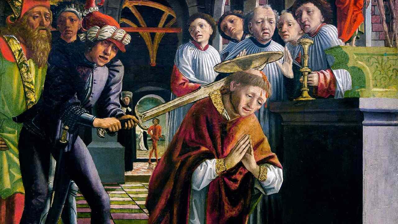Memória de São Tomás Becket
