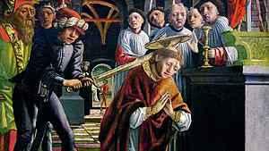 1668. Memória de São Tomás Becket
